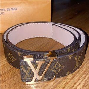 Louis Vuitton Belt!